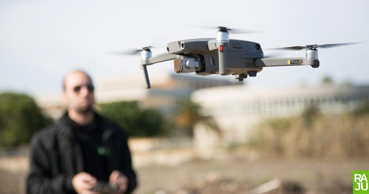 Operatore drone Rajulab